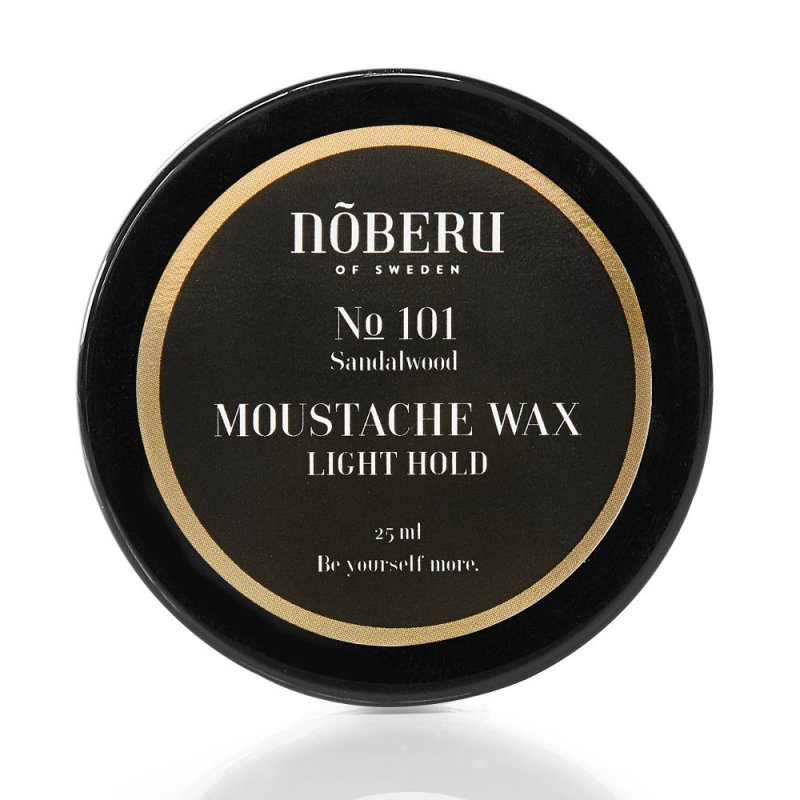 Viiksivahat - Nõberu of Sweden Moustache Wax Light Hold