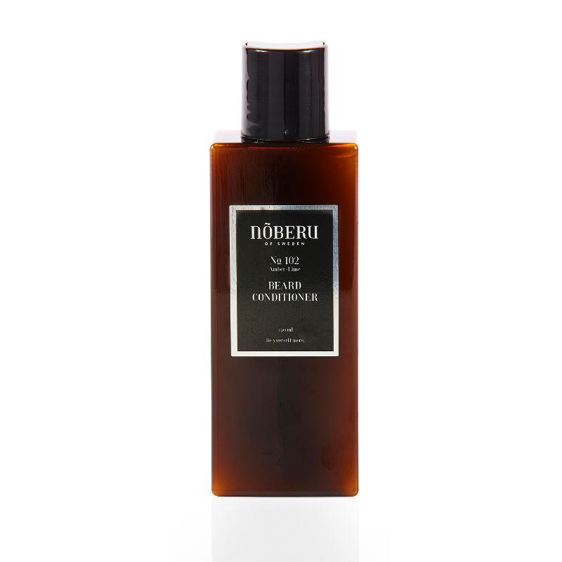 Nõberu of Sweden Beard Conditioner Amber-Lime