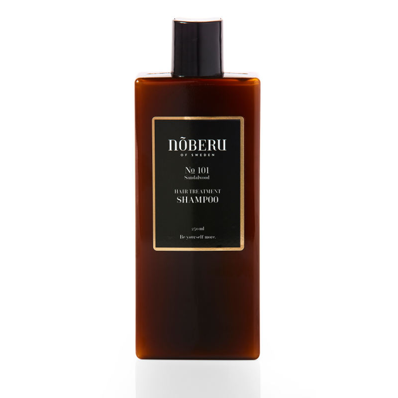Shampoot miehille - Nõberu of Sweden - Nõberu Hair Treatment Shampoo Sandalwood